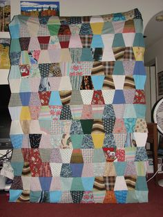 Accuquilt Studio tumbler quilt