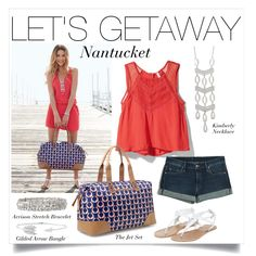 Perfect outfit for a Nantucket getaway!