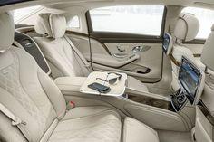 Mercedes-Maybach revela luxuoso S550 4Matic 2017