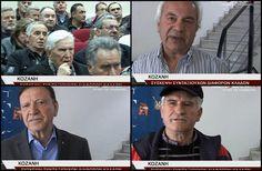 Οργανώνονται οι συνταξιούχοι κατά των περικοπών συντάξεων. Μεγάλη η συμμετοχή στη συνάντηση της Κοζάνης (video)