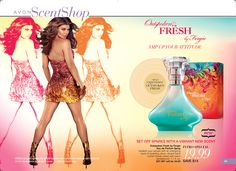 **NEW**  The latest scent from Fergie's Outspoken Collection!