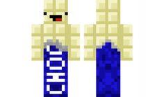 minecraft skin Derpy-Vanilla-Chocolate