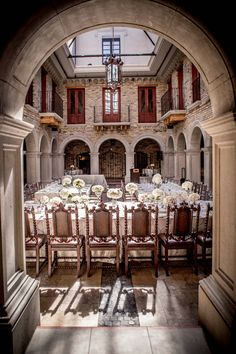 Can you believe this gorgeous venue is in Kitchener, Ontario?