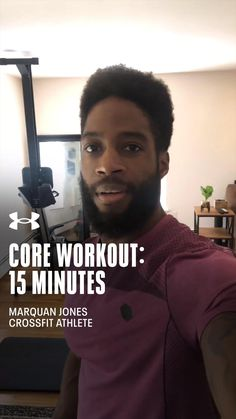 15 Minute Core Workout