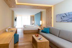 Doppelzimmer Sonnenschein im DolceVita Hotel Feldhof