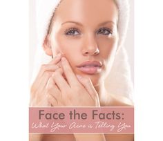 Face the Facts: What Your Acne Is Telling You @Luuux