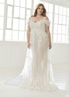 678 Best Plus Size Wedding Dresses Images In 2020 Plus Size