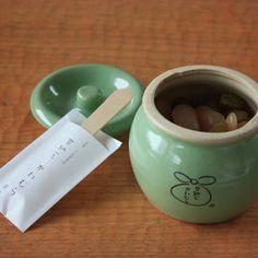 甘納豆かわむら - 豆壺