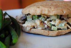 Ensalada de pollo griega saludable | Recetas para adelgazar