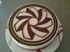 LES CREAKIDS DE TATIE: Mousse chocolat/poire (tapis relief demarle)