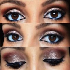 Makeup colors for dark skin tones | AmazingMakeups.com
