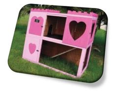 castle guinea pig hutch - Google Search