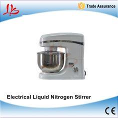 320.39$  Buy now - http://ali8bd.worldwells.pw/go.php?t=32737579366 - Professional smoke icecream stirrer electrical liquid nitrogen stirrer super cold-resistant minus 200degree