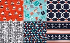 Crib Bedding Nautical Baby Bedding Nautical Theme by WatchMyDive, $225.00