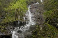 camp creek falls greeneville tn. | It's a few mi. sw of Margarette falls.