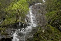camp creek falls greeneville tn. | It's a few mi. sw of Margarette falls.