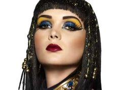 Cleopatra Makeup idea