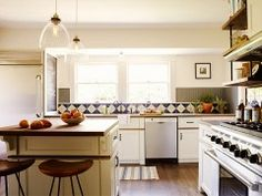 5 Beautiful Kitchens With Rustic Charm