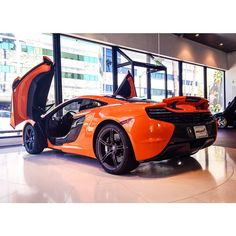 """DREAM CAR McLaren #650S Coupe 