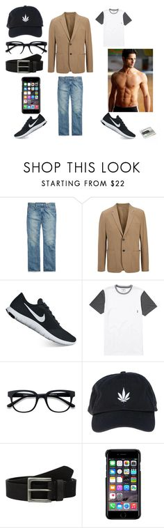 """""""Classic Jeans"""" by darko69 on Polyvore featuring Ralph Lauren, Joseph, NIKE, Billabong, EyeBuyDirect.com, Palm Angels, Timberland, County Of Milan, men's fashion and menswear"""