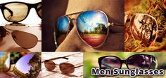 Trendy and affordable #sunglasses for men available at: http://tinyurl.com/lg9lcfu