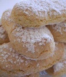 biscuits à la cuillère sans gluten  sans beurre