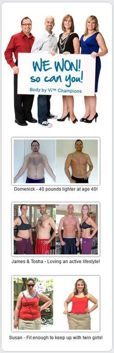 Great way to lose weight! http://bodybyvi-90dayschallenge.com/body-by-vi-shakes-challenge