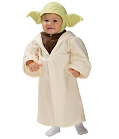 "A Yoda costume that'll make you say ""Something good to eat, give me."""