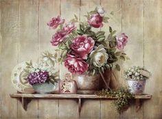 Fotografia Vintage Tags, Vintage Labels, Flower Images, Flower Art, Stencil, Zentangle, Etiquette Vintage, Paisley Art, Cottage Art