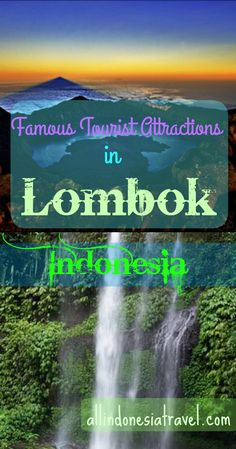 This is a guide to travel in Lombok, the next upcoming island in Indonesia, rival to its popular sister Bali. Best Travel Guides, Travel Advice, Travel Tips, Travel Articles, Lombok, Places To Travel, Travel Destinations, Holiday Destinations, Bali Travel