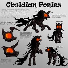 Obsidian+Ponies+Character+Sheet+by+Starbat.deviantart.com+on+@deviantART