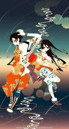 Bienvenue sur le blog de la Michi-Yujo -