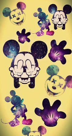Mickey and Minnie images Mickey Mouse and Minnie Mouse Wallpaper Hipster Wallpaper, Trippy Wallpaper, Wallpaper Iphone Cute, Cool Wallpaper, Wallpaper Backgrounds, Mickey Mouse E Amigos, Mickey Mouse And Friends, Mickey Minnie Mouse, Wallpaper Do Mickey Mouse