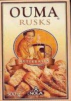 Karringmelk Beskuit/Buttermilk Rusks – Chessalee