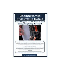 10 Best Banjo for Beginners Instruction Material  images in 2017