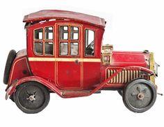 *TINPLATE ~ Antique  Toy Car