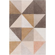 The simplistic yet compelling rugs from the SR211 Collection effortlessly serve as the exemplar representation of modern decor. With their hand tufted construction, these rugs offer an affordable alternative to other handmade constructions while perserving the same natural demeanor and charm. Made with Viscose, Wool in India, and has Medium Pile. Hand Tufted Rugs, Geometric Rug, Rooms Home Decor, Accent Furniture, Beautiful Hands, Modern Decor, Accent Decor, Home Furnishings, Area Rugs