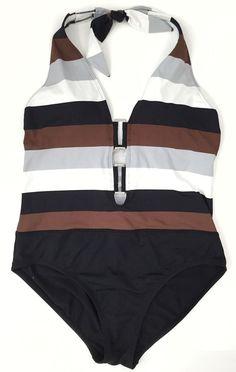 La Blanca One Piece Swimsuit Sz 12   eBay