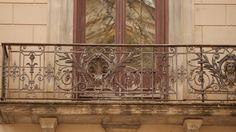 balcony Cast Iron, Balcony, Barcelona, Doors, Home Decor, Photo Illustration, Terrace, Slab Doors, Homemade Home Decor