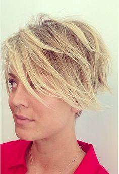 Kaley Cuoco Gets the Jennifer Lawrence | Buzzfeed