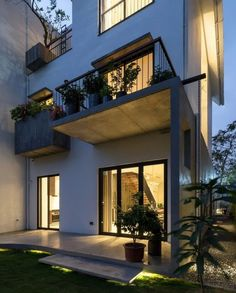 sustainable home design that make you amazed 10 > Fieltro. Flat House Design, Minimalist House Design, Modern House Design, Home Design, Home Interior Design, Design Ideas, Luxury Interior, Design Inspiration, Design Exterior