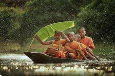 Asian rural life