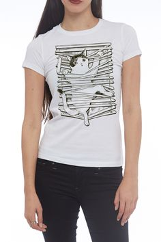Help Meowt Tee from DSF Clothing Company