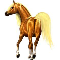 Golden by мαℓιиεε, Pferd Englisches Vollblut Fuchs m - Howrse
