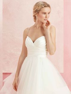 Beloved by Casablanca Bridal Style BL232 Delight