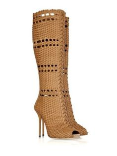 Celebrities who wear, use, or own Gucci Woven Leather Boots. Also discover the movies, TV shows, and events associated with Gucci Woven Leather Boots. Dream Shoes, Crazy Shoes, Me Too Shoes, Most Expensive Shoes, Expensive Taste, Gucci Boots, Gucci Gucci, Sexy Boots, Laced Boots