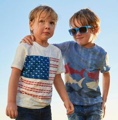 Live free this Fourth with laid-back looks from Gap!