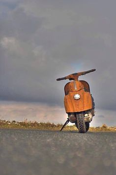 Rat bike Vespa