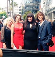 Wentworth Prison Cast AACTA Red Carpet