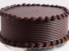 When I purchased this recipe, I thought it was not quite the simple chocolate cake, but perhaps a good one. Boy was I wrong!! This cake is unbelievably moist, and oh-so-yummy!! This is my biggest seller!